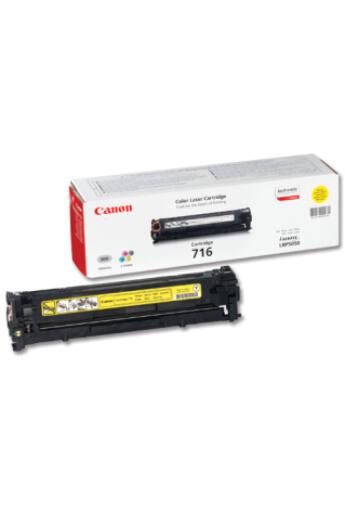 Canon CRG716 Y toner   LBP5050