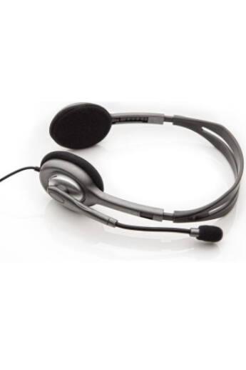 Logitech Stereo Headset H110 Fejhallgató