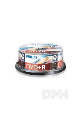 Philips DVD-R 4,7 Gb Írható DVD  25/henger