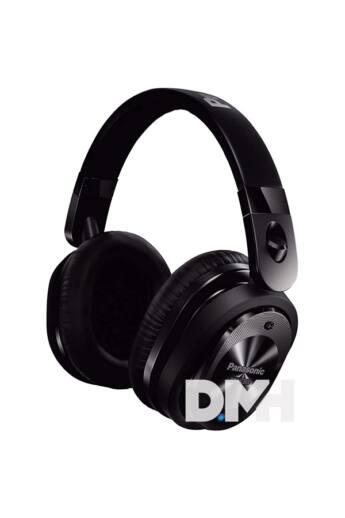 Panasonic RP-HC800E-K aktív zajcsökkentő fekete fejhallgató