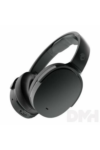 Skullcandy S6HHW-N470 HESH Bluetooth aktív zajcsökkentős fekete fejhallgató