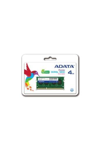 Adata 4GB 1600MHz DDR3L CL11 SODIMM, 1.35V