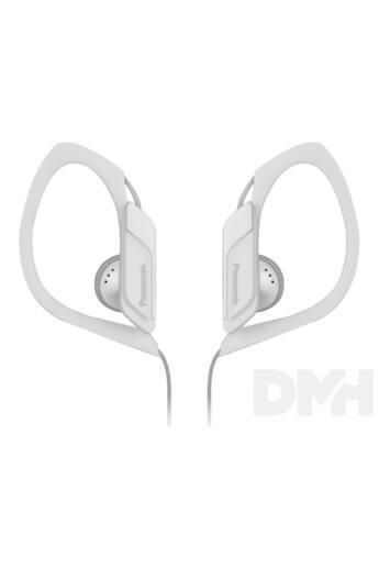 Panasonic RP-HS34E-W 3,5mm jack fehér-fekete clip on fülhallgató