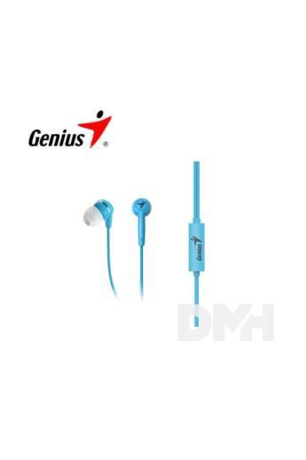 Genius HS-M320 kék headset