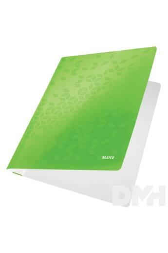 Leitz Wow zöld karton gyorslefűző