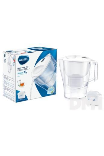 Brita BRH1039269 Aluna XL 3,5l fehér vízszűrő kancsó