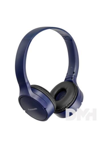 Panasonic RB-HF420BE-A Bluetooth kék fejhallgató
