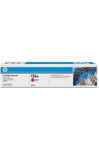 HP 126A magenta toner   1000old   Color LaserJet Pro CP1025