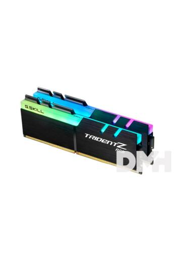 G.Skill 32GB/3200MHz DDR-4 Trident Z RGB (Kit! 2db 16GB) (F4-3200C16D-32GTZR) memória