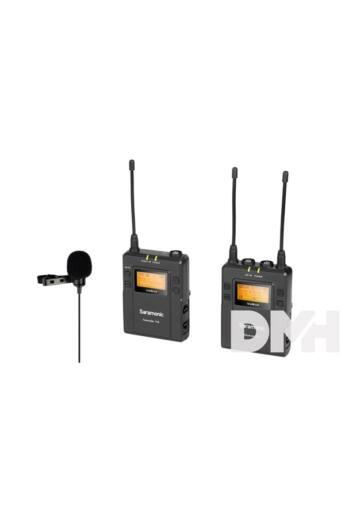 Saramonic SA UwMic9 Kit1 UHF vezeték nélküli mikrofon rendszer