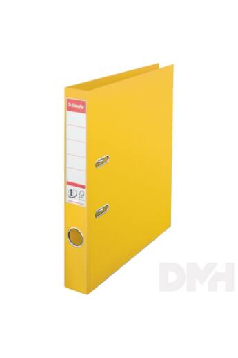 Esselte Standard A4 5cm sárga iratrendező