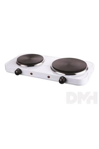 TOO DHP-099W-2500W fehér elektromos főzőlap