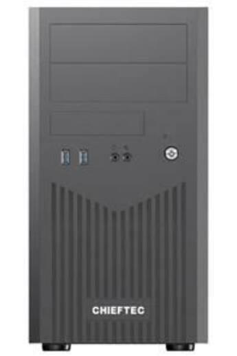 Chieftec mATX mini tower case BD-25B-350GPB, 350W (GPB-350S), USB 3.0