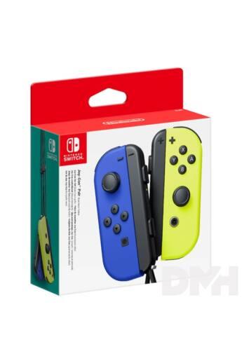 Nintendo Switch Joy-Con Blue/Neon Yellow kontroller pár