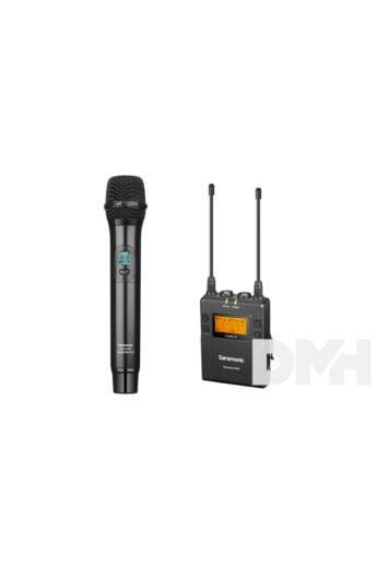 Saramonic SA UwMic9 Kit4 UHF vezeték nélküli mikrofon rendszer
