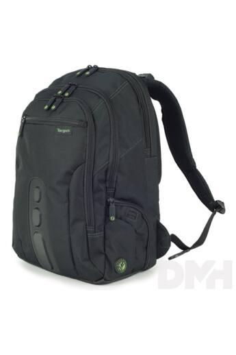 """Targus TBB013EU Eco Spruce 15-15.6"""" fekete notebook hátitáska"""