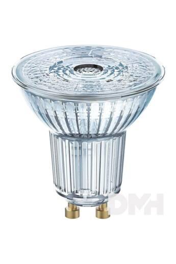 Osram Star PAR16 üveg ház/4,3W/350lm/2700K/GU10/230V/36fok/81lm/W LED spot izzó