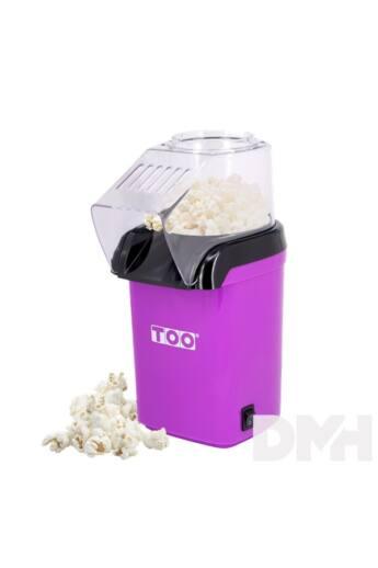 TOO lila-fekete popcorn készítő