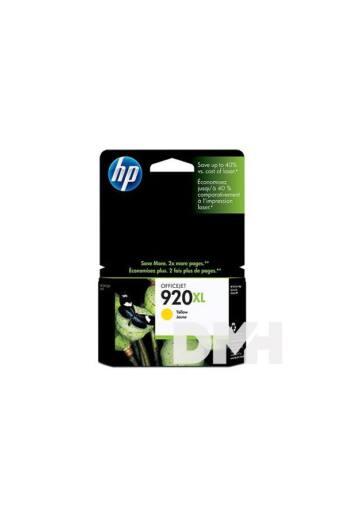 HP CD974AE (920XL) sárga tintapatron