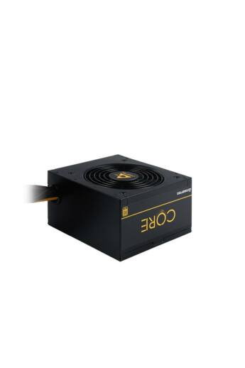 Chieftec ATX PSU Core series BBS-700S, 12cm fan, 700W, 80 PLUS® Gold, Active PFC