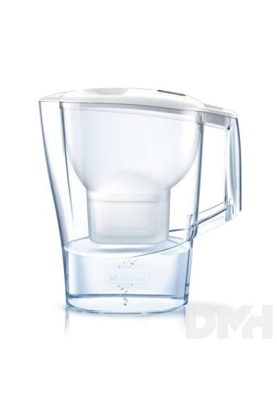Brita Aluna Cool 2,4 literes Maxtra fehér vízszűrő kancsó