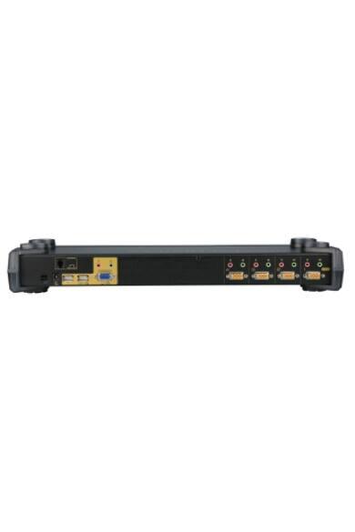ATEN KVM 4/1 CS-1754 USB 19'' PS/2 Audio PC, MAC, SUN