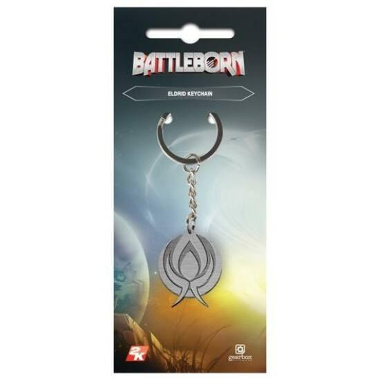 Battleborn Eldrid Kulcstartó