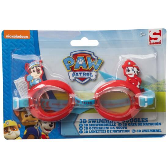 Mancs őrjárat 3D úszószemüveg