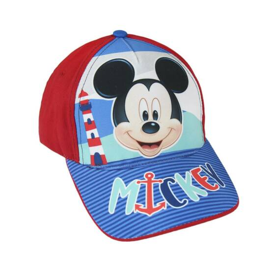 Mickey egér baseball sapka piros