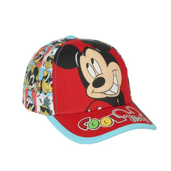 Mickey egér és társai baseball sapka 48 cm