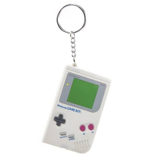 Nintendo Game Boy Kulcstartó