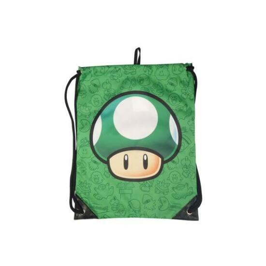 Nintendo Mushroom Tornazsák