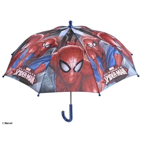 Pókember manuális esernyő
