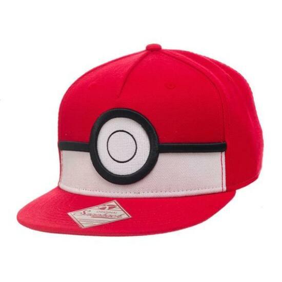 Pokémon 3D Poke Ball Sapka