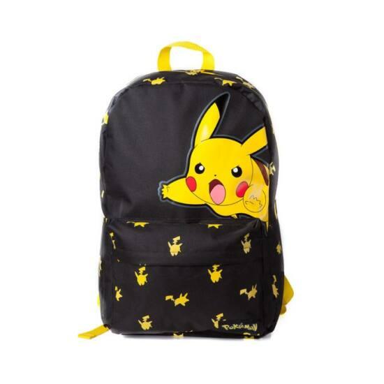 Pokémon Big Pikachu Hátizsák