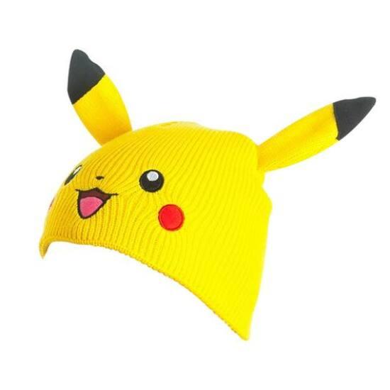 Pokémon Pikachu Kötött Sapka