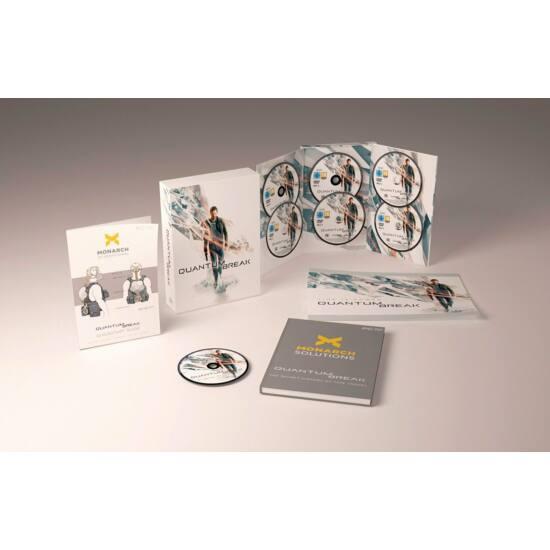 Quantum Break Collector's Edition - PC