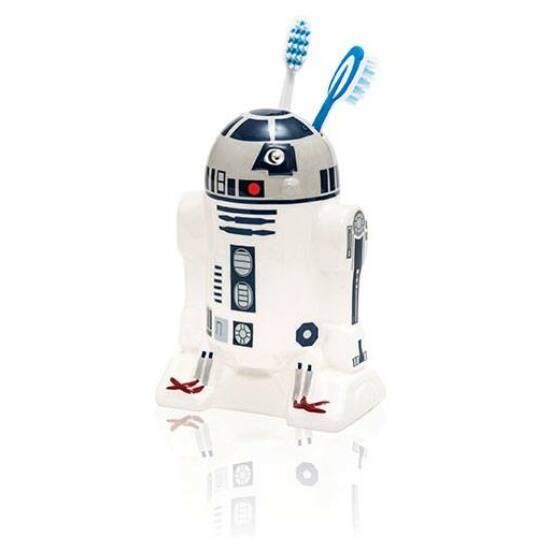 Star Wars R2D2 fogkefetartó
