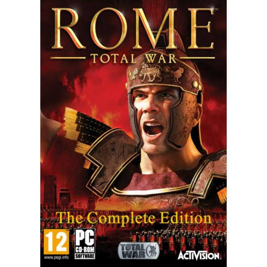 Rome Total War [The Complete Edition] (PC) Játékprogram
